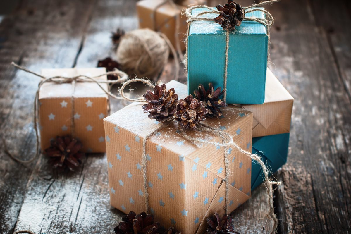 Robins Financial Credit Union donates Christmas care packages to Meals on Wheels