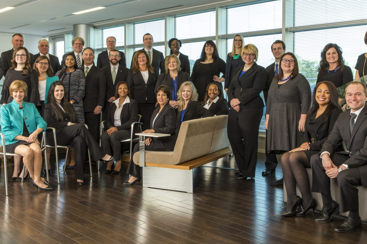 Delta Community's Retirement and Investment Services department celebrates 25 years