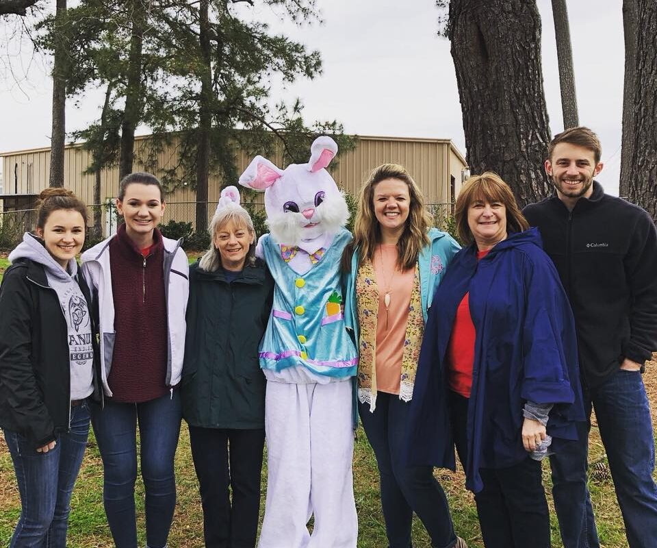 North Main Credit Union gets its community hopping with annual Easter egg hunt