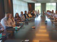 Latin American credit unions visit Georgia CUs