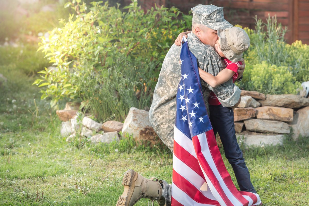 The complicated landscape of a military family's finances
