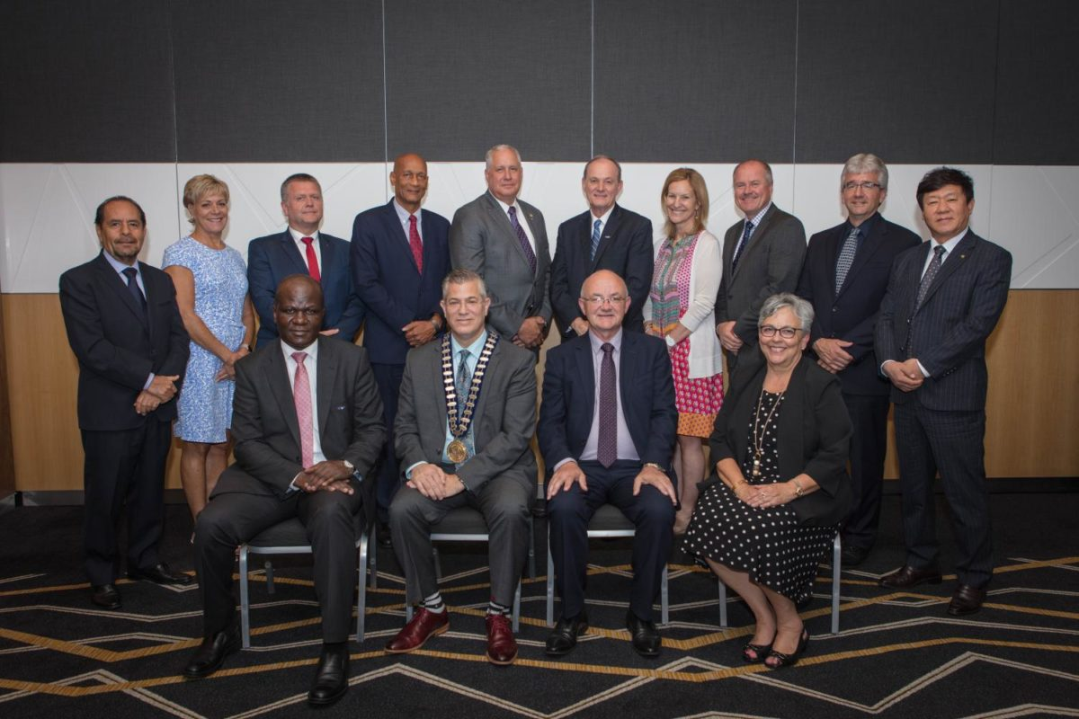 U.S. credit union exec elected Chair of World Council of Credit Unions Board of Directors