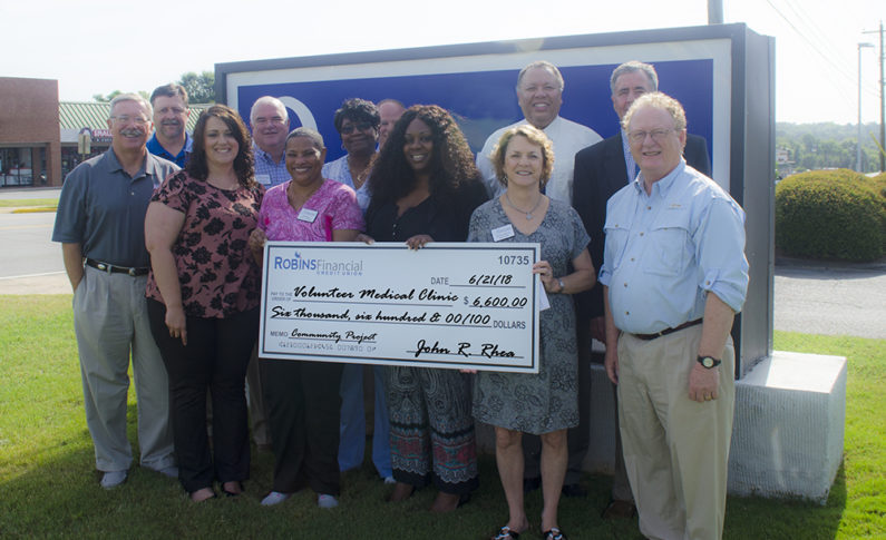 The Houston County Volunteer medical Clinic improves the healthcare of the communities it serves by providing patient-focused, high quality, cost-effective services, while promoting health and wellness. They received $6,000 to purchase new technology updates, including tablets with accessories and a new document scanner.