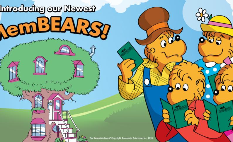 Peach State Federal Credit Union partners with Berenstain Bears to encourage financial literacy for all ages