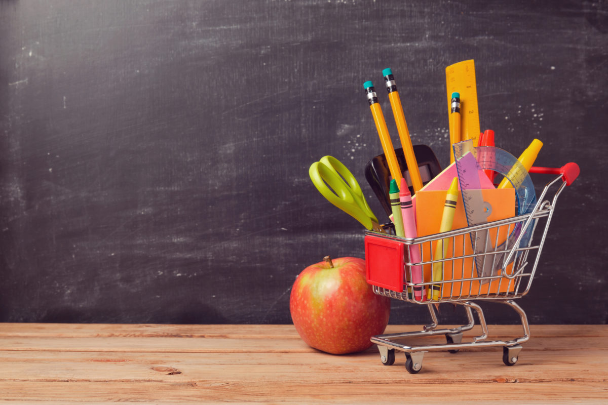 Georgia United Credit Union and Atlanta Community Food Bank donate 14,000 pounds of school supplies