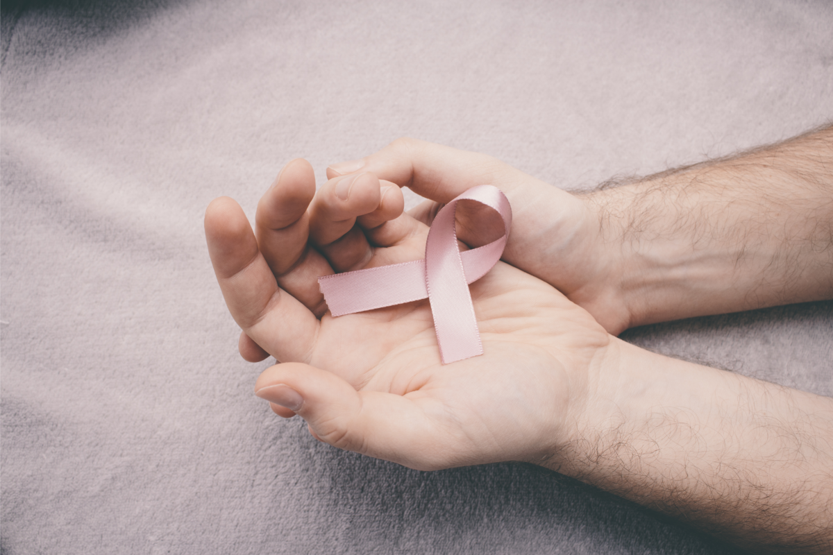 Credit union leader takes leadership role in spreading awareness about breast cancer in men
