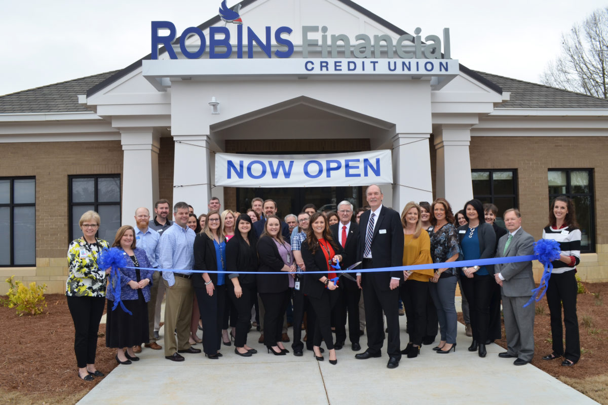 Robins Financial Credit Union opens new Watkinsville Branch