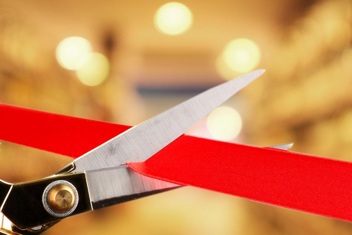 Credit Union of Georgia prepares for ribbon cutting