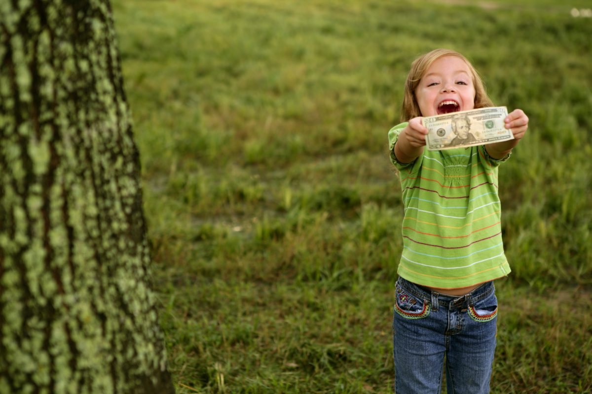 Teaching Kids About Money: An age-by-age guide