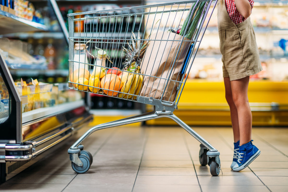 Here's how to teach your child to be a smart shopper