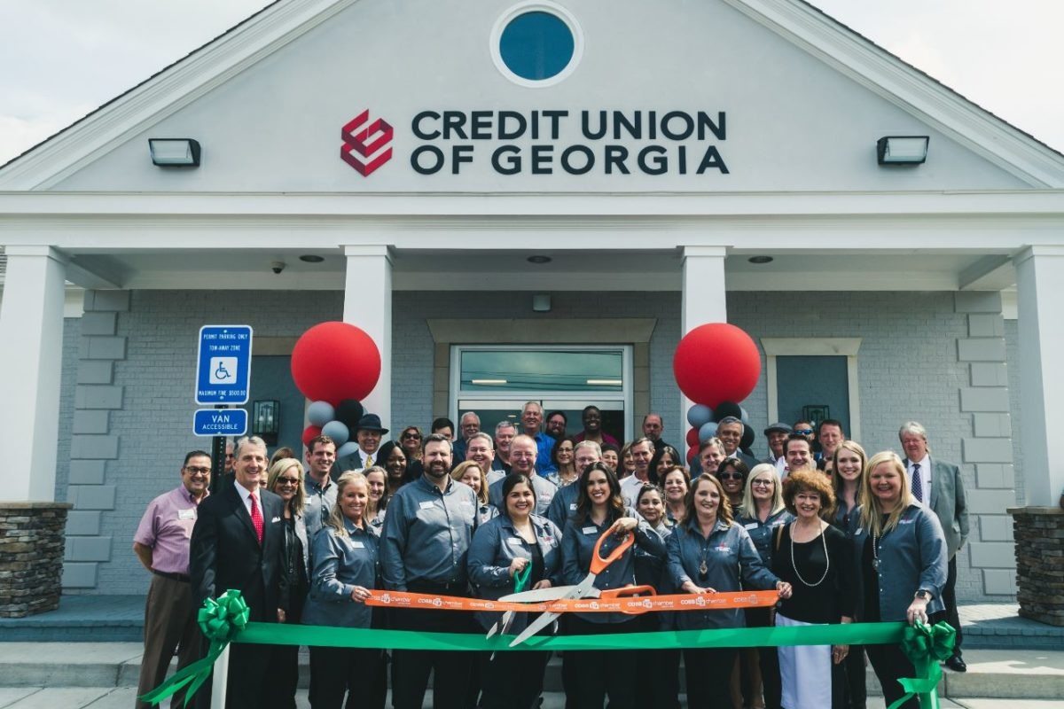 Credit Union of Georgia opens new East Cobb branch