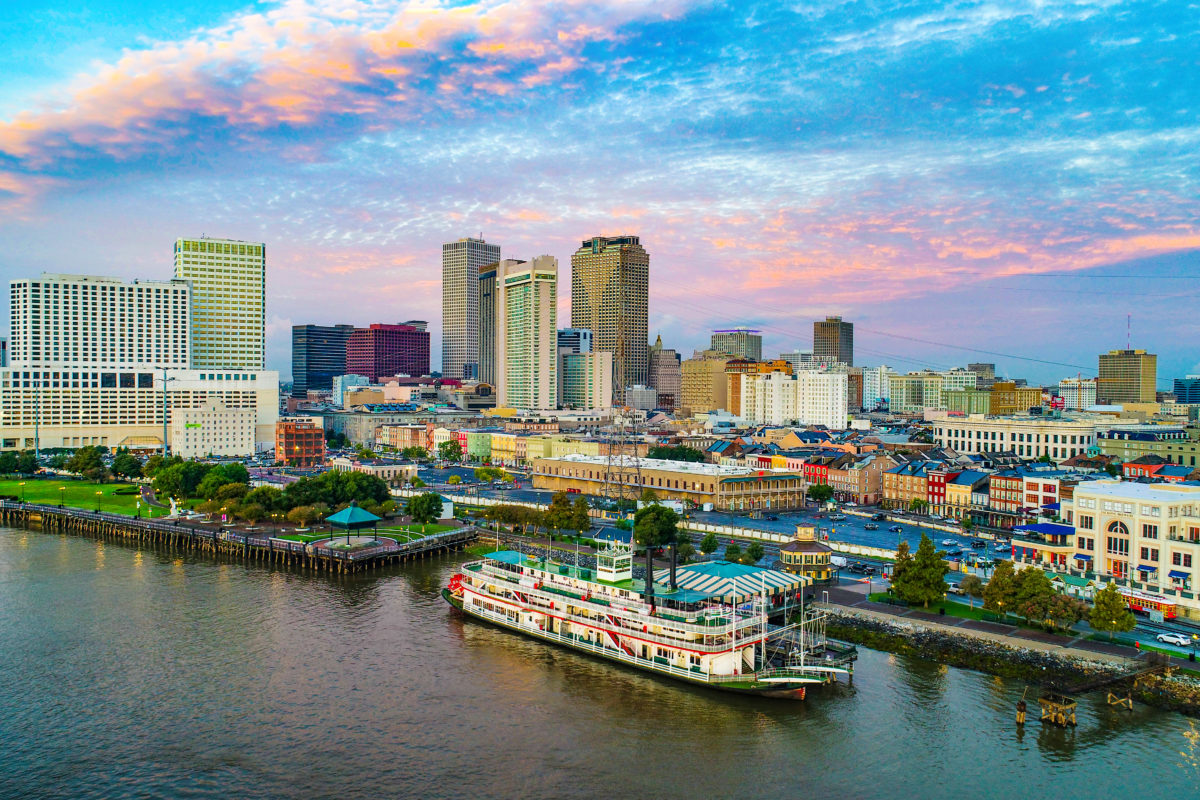 1st Choice Credit Union attends Southern Growth Forum in Louisiana