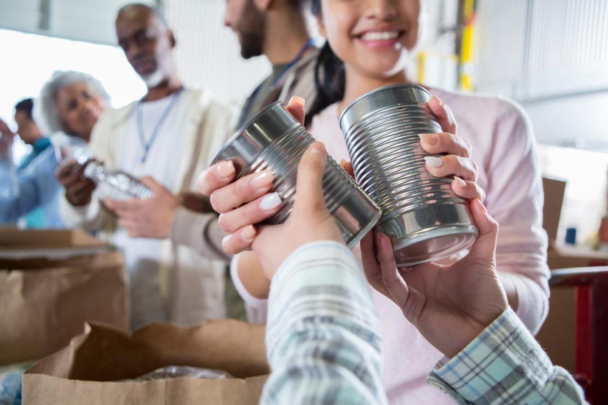 Credit Union of Georgia to participate in Leadership Cherokee Alumni Food Drive