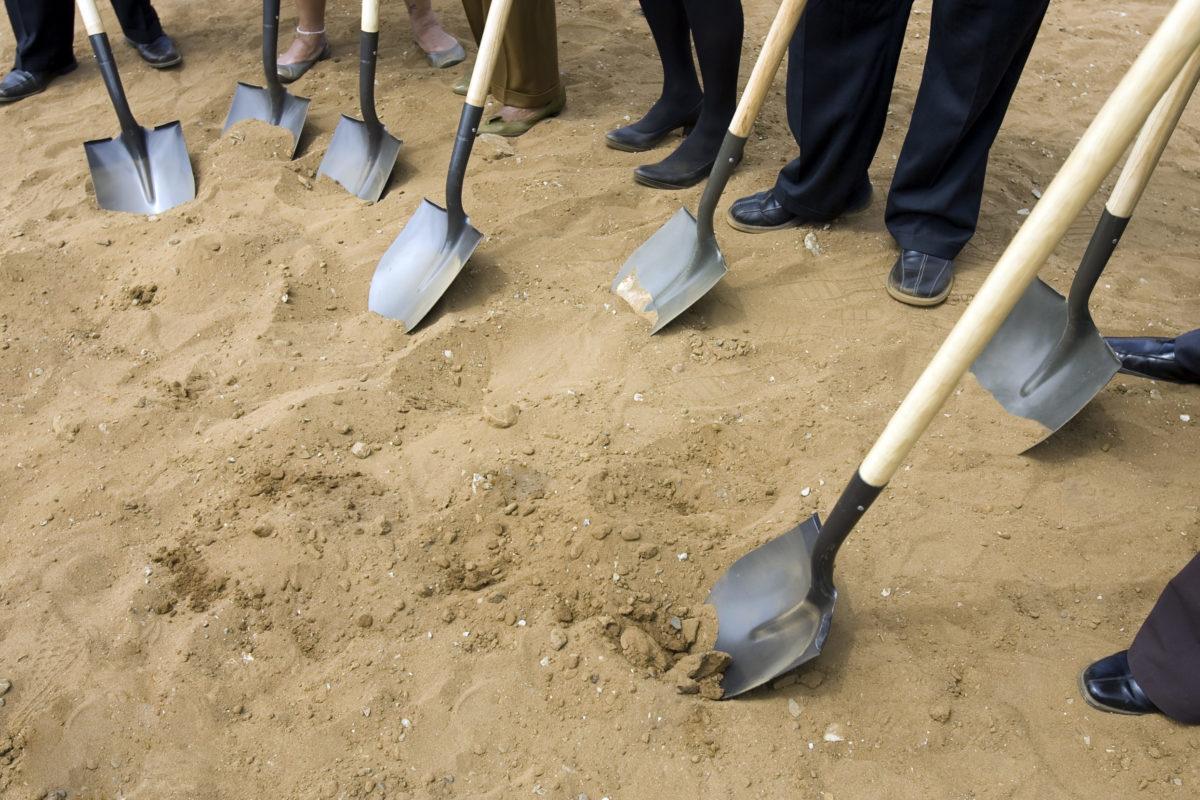 Listerhill breaks ground on innovative flagship center