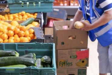 Georgia United Credit Union donates to four local community food banks
