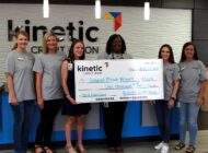 Kinetic Credit Union Celebrates a Month of Giving by Donating to Community Organizations