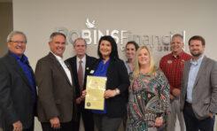 City of Warner Robins Proclaims International Credit Union Day