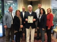 Mayor of Florence Presents ICU Day Proclamation