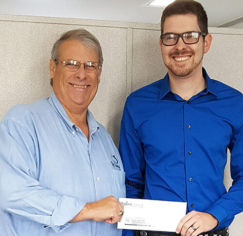 The Food Bank in McRae received a $500 donation. This organization helps to feed those in need in the community.