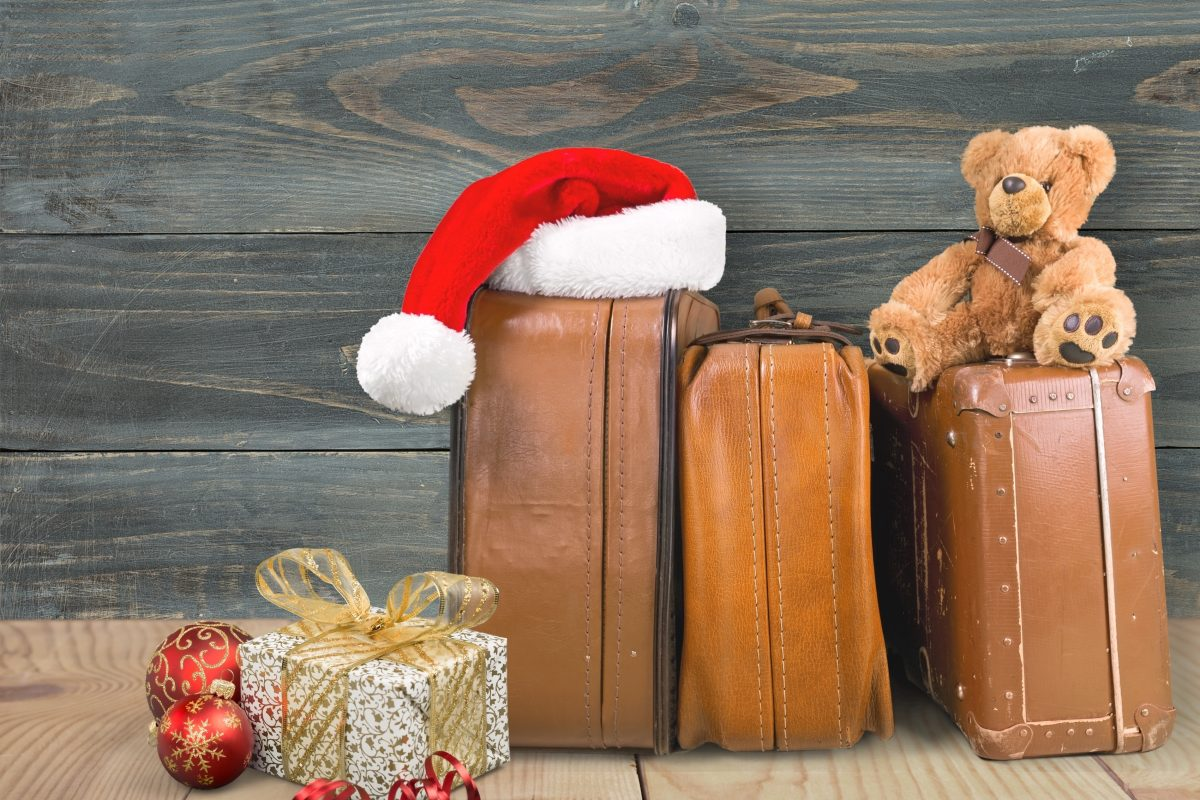 Here's your guide to all things holiday travel