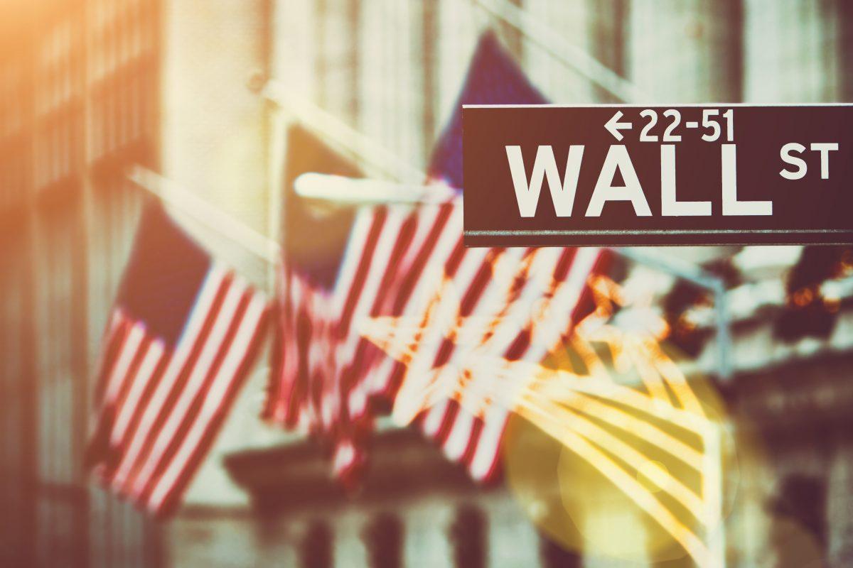 Wall Street wobbles in wake of resignation of President Trump's top economic advisor