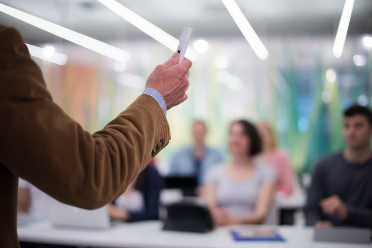 Delta Community CU leads classes at Cobb's Rising Professionals Summit