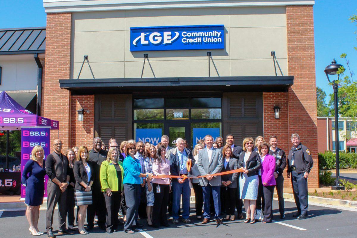 LGE Community Credit Union celebrates grand opening of Smyrna location