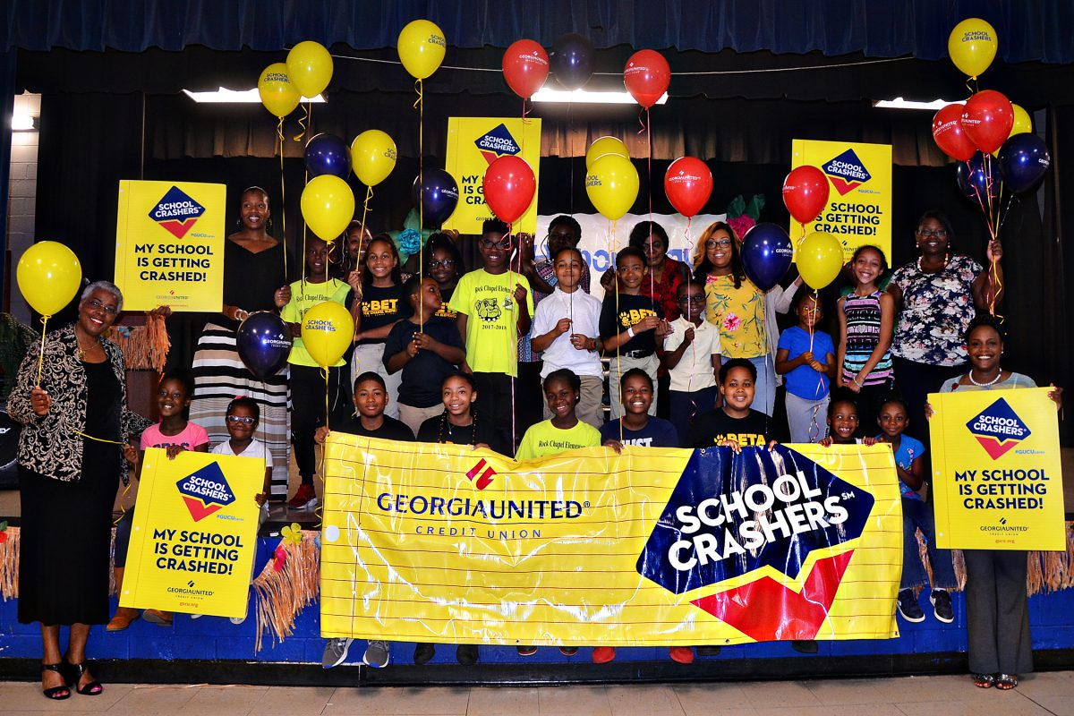 Georgia United Credit Union to 'crash' 8 schools this summer