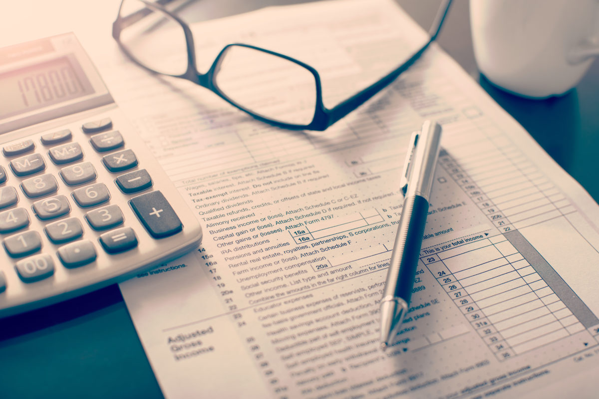 File your tax return today to avoid paying failure to file fee