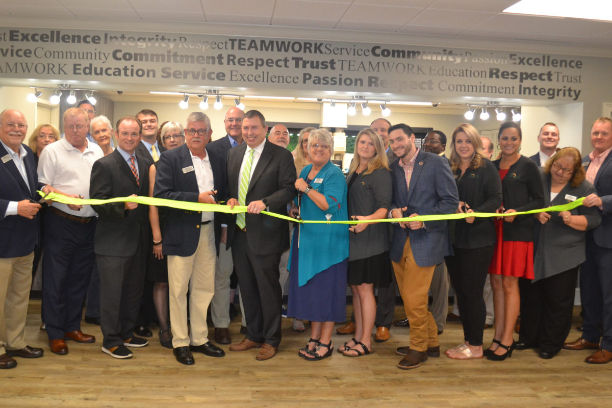Peach State Federal Credit Union celebrates 22nd branch opening