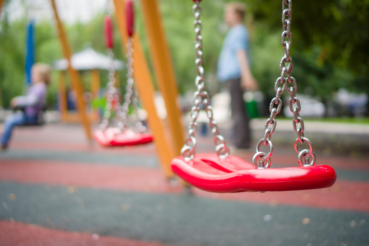 Robins Financial Credit Union helps to build inclusive playground