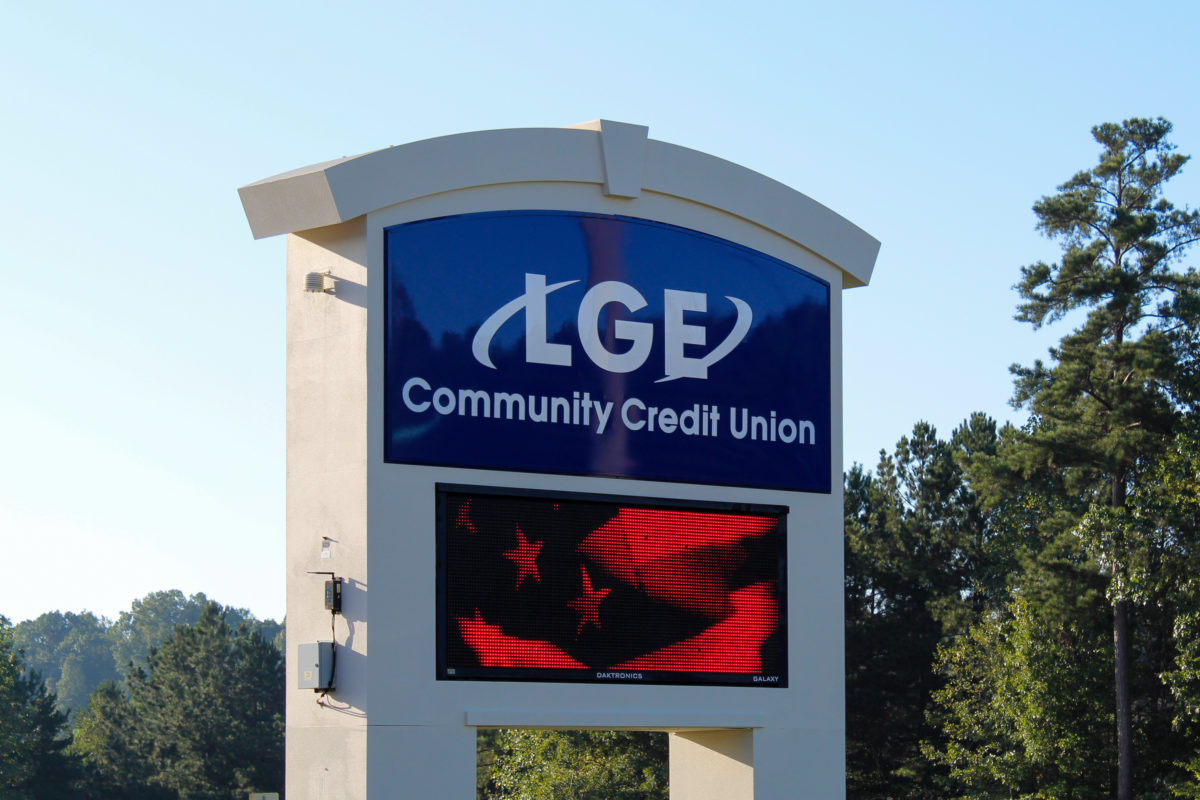LGE Community Credit Union completes purchase of Georgia Heritage Bank