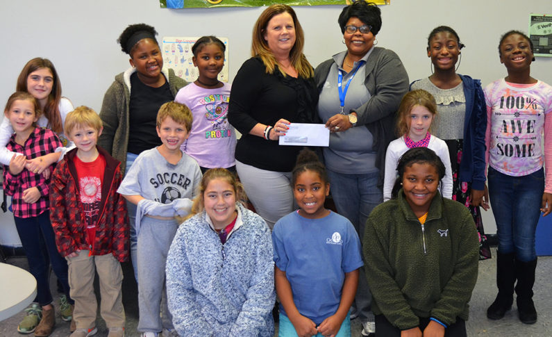 Boys & Girls Clubs of Baldwin & Jones counties received a $500 donation. This organization is enabling young people to reach their full potential as productive, caring and responsible citizens.