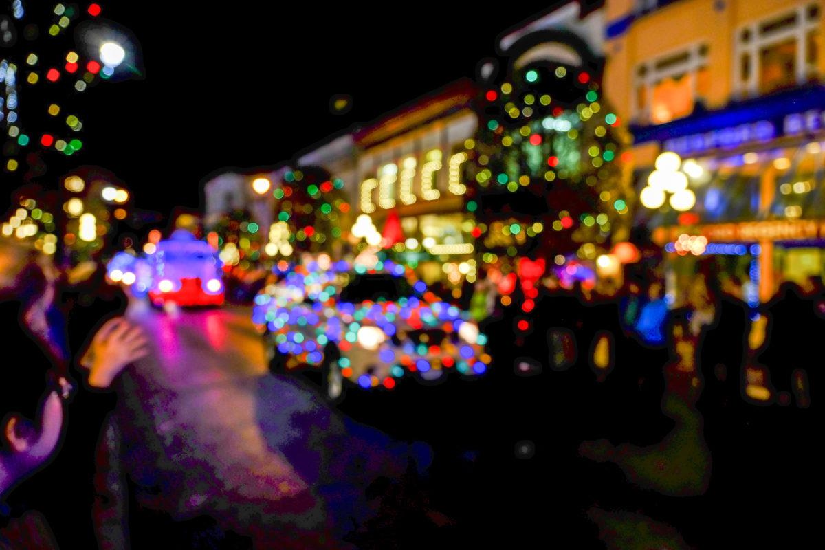 GeoVista Credit Union CEO leads local Christmas parade