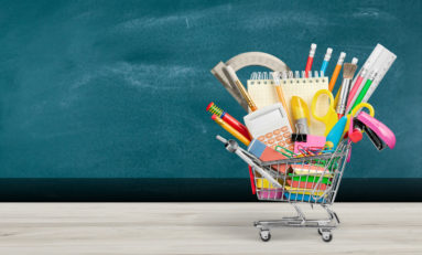 CONSIDER THIS: The price of back-to-school shopping