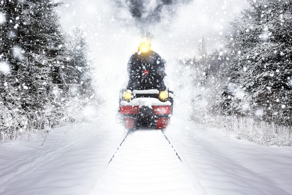 Health Center Credit Union sponsoring free train rides during local winter festival