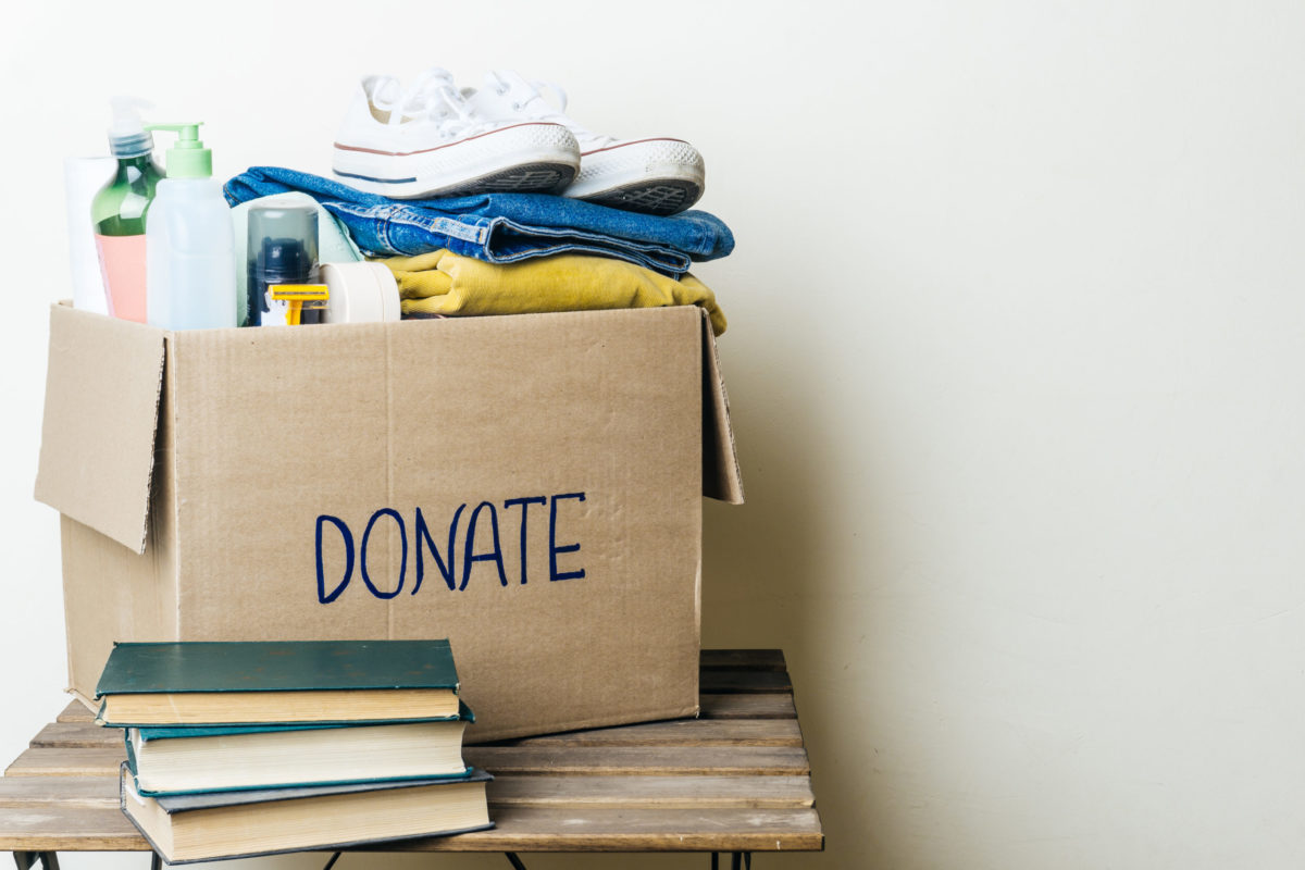 MidSouth Community Federal Credit Union employees donate to aid the homeless