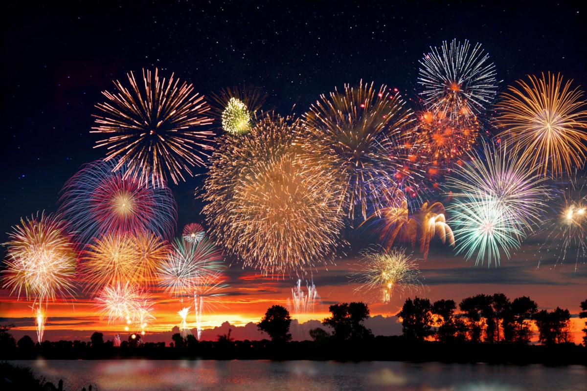 Robins Financial Credit Union sponsors Freedom Fireworks