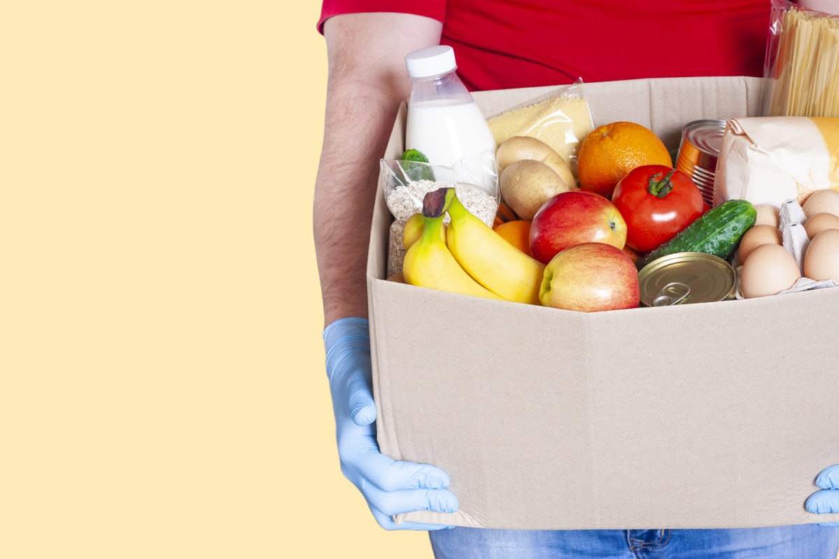 Coastal Empire credit unions donate more than 13K to local food bank