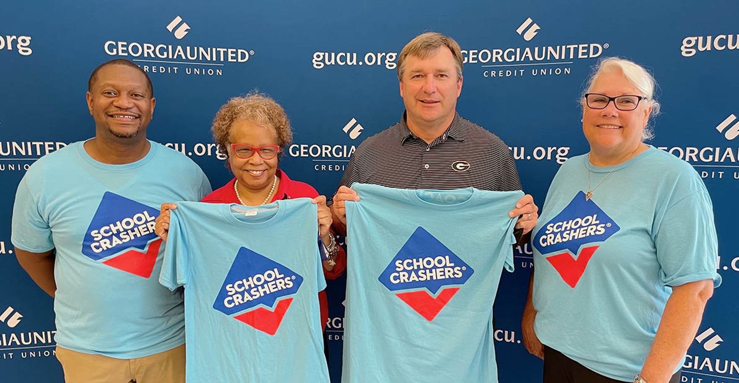 Georgia United Foundation and Kirby Smart Launch Eighth Annual School Crashers School Makeover Program