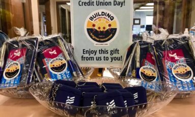 Greetings from ICU Day at FFCU!